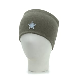 Headband windproof star olive green - Kivat
