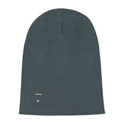 Beanie Blue Grey - Gray Label