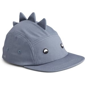 Rory cap dino blue wave - Liewood