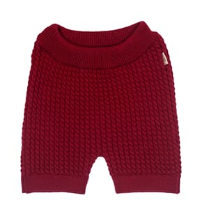 Jim Strikkeshorts Red - MeMini