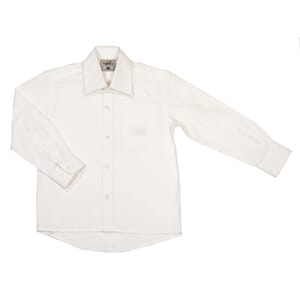 Boy shirt egret white - MeMini