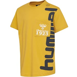 Torben T-Shirt S/S golden rod - Hummel