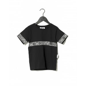 Rio T-shirt Black - Sometime Soon