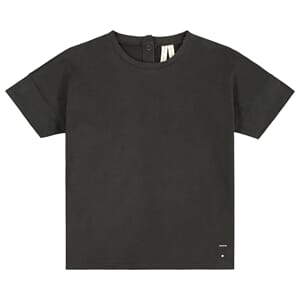 Oversized Tee Nearly Black - Gray Label