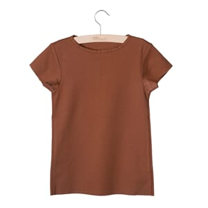 Summer Shirt Isabel Mocha -  Little Hedonist