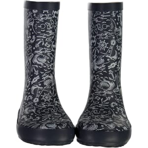 Rubber Boots Alpha ink maritime - Wheat