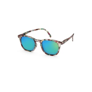 Junior Sun #D Green Tortoise Green Mirror - Izipizi