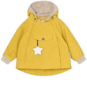 Wai Jacket bamboo yellow - Mini A Ture