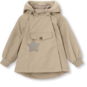 Wai Jacket, Doeskind Sand - Mini A Ture