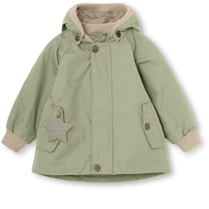 Wally Jacket, M oil green - Mini A Ture