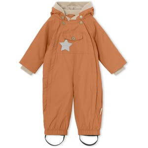 Wisto Suit, M terra cotta - Mini A Ture