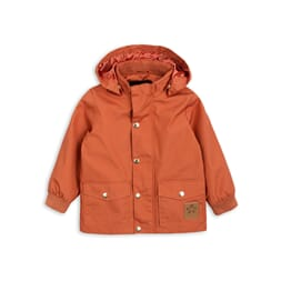 Pico Jacket orange - Mini Rodini