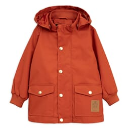 Pico Jacket red - Mini Rodini