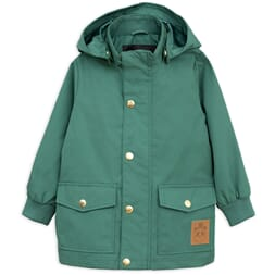 Pico jacket green - Mini Rodini