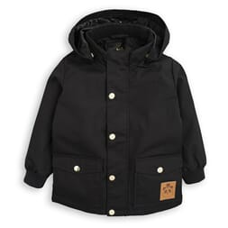 Pico jacket black - Mini Rodini