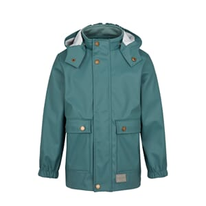 Rainwear Set Kids Boy spruce green - MarMar