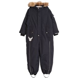 Snowsuit Miley navy - Wheat