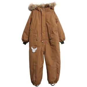 Snowsuit Moe Tech caramel - Wheat