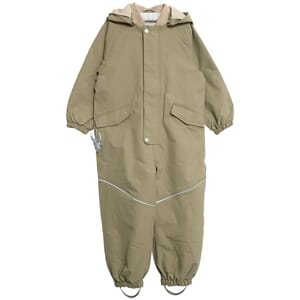 Suit Masi Tech dusty green - Wheat