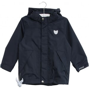 Jacket Tom navy - Wheat