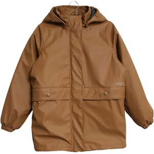 Thermo Rain Coat Ajo caramel - Wheat