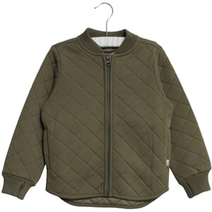 Thermo Jacket Loui olive - Wheat