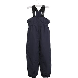Ski Pants Elastic navy - Wheat