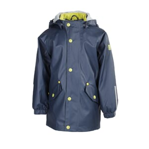 Rain jacket winter navy - Kattnakken
