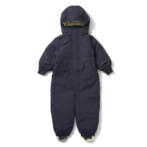 Nohr Snowsuit Deux deep sea - Konges Sløjd
