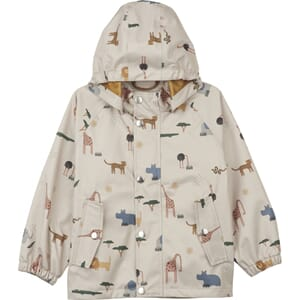 Parker rainwear safari sandy mix - Liewood