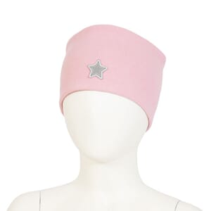 Headband windproof star pink - Kivat