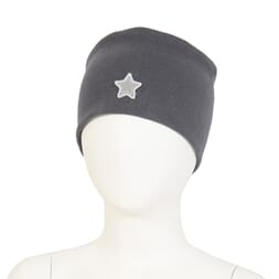 Headband windproof star dark grey - Kivat