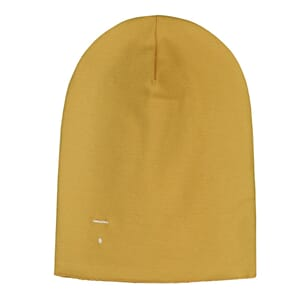 Beanie mustard - Gray Label
