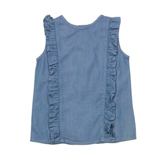Jenny Denim Top  Denim - MeMini
