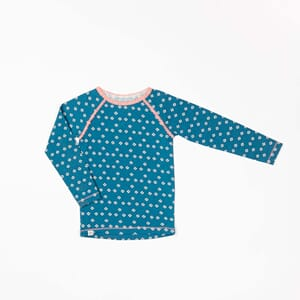 Ghita Blouse seaport mini hearts - Albababy