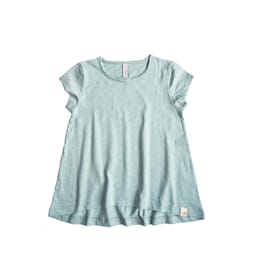 Ebba tunic solid mint - By Heritage