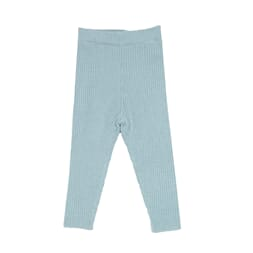 Patent Baby Leggings fw18 Foggy Mint - MeMini