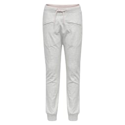 Taylos Pants light grey melange - Hummel