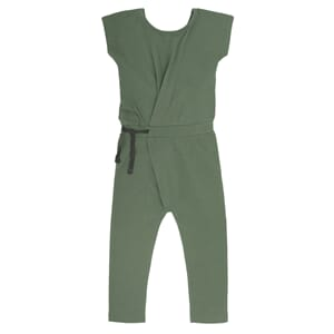 Fold-over Jumpsuit Sage - Phil & Phae