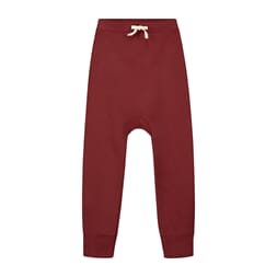 Baggy Pant Seamless Burgundy - Gray Label