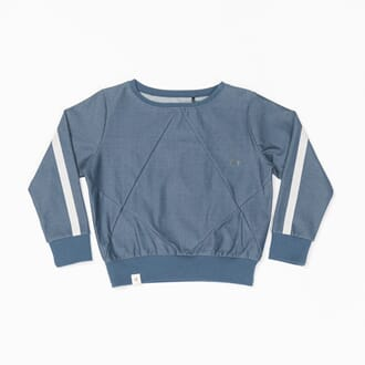 Linea Sweat dark denim - Albababy