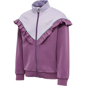 Jewel Zip Jacket  chinese violet - Hummel