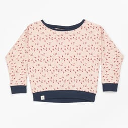 Holly Blouse misty rose wild flower - Albababy