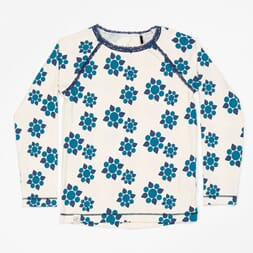 Ghita Blouse seaport big wild flower - Albababy