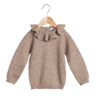 Pierrot jumper oatmeal - Waddler