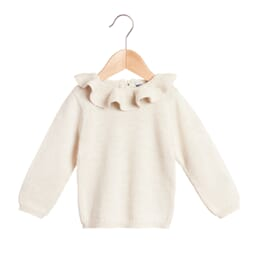 Pierrot Jumper white - Waddler