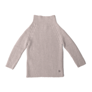 Rib Sweater Rose - Esencia