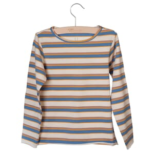 Longsleeve Elana Multi Stripe - Little Hedonist