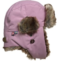 Squirrel winter cap dusty pink - Isbjørn of Sweden