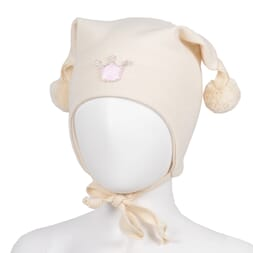 Windproof hat crown offwhite - Kivat